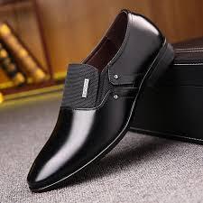 wedding shoes for men men s dress shoes luxury moccasin pointy big size men formal