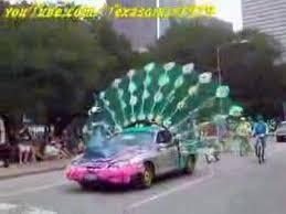 for parade houston car parade may 10 2008 wacky cars