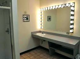 hollywood mirror lights ikea vanity mirror w lights markpine us