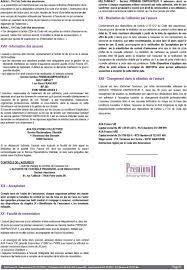 axa iard si e social notice d information page 1 pdf