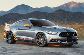 2015 f 35 lightning ii edition ford mustang is first to be