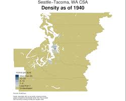 Seattle City Limits Map by Can U S Cities Compensate For Curbing Sprawl By Growing Denser