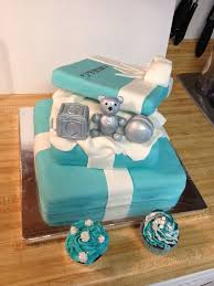 Tiffany Blue Baby Shower Cake - 58 best cakes that i have made images on pinterest baby shower