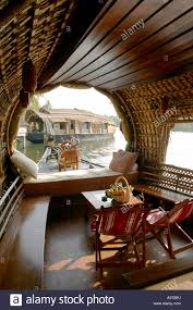 interior awesome interior of a converted rice barge into a