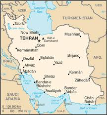 map iran iran map driving directions and maps