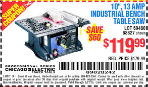 Table Saw Harbor Freight Harbor Freight Tools Coupon Database Free Coupons 25 Percent
