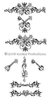 kingdom hearts tattoo idea temporary tattoo designs pinterest