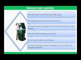 janitorial safety training youtube