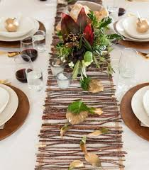 thanksgiving table settings to suit your style granite