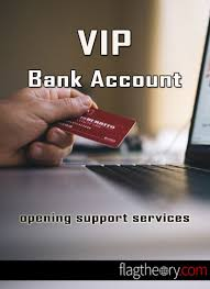 vip banking open an offshore bank account today flag theory