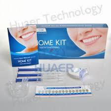 teeth whitening kit with led light high quality home use teeth whitening kit with mini led light