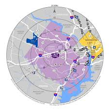Washington Dc Airports Map by Economic Development City Of Fairfax Va