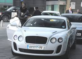 old white bentley mario balotelli u0027s time in england mirror online