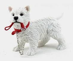 west highland terrier ornaments leonardo west hihgland