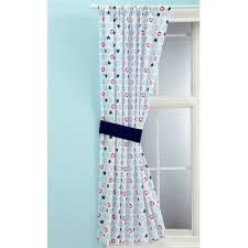 Red Blue Curtains Buy Red Blue Curtain Panel From Bed Bath U0026 Beyond