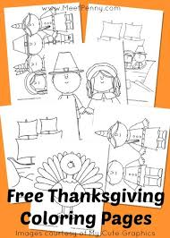 free printable thanksgiving coloring pages free printable and