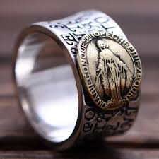 mens sterling rings images Men 39 s sterling silver maria wide band ring jpg