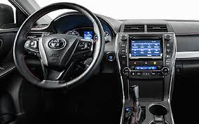 gps toyota camry 2015 toyota camry consumer reports