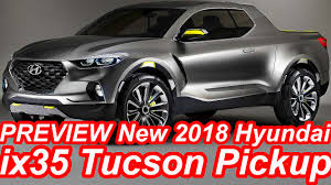 hyundai crossover 2016 prévia nova hyundai tucson ix 35 pickup 2018 santa cruz