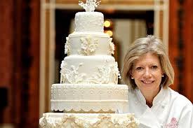 wedding cake kate middleton no cake i m allergic kate s wedding baker couldn t