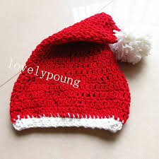 knit christmas sale baby santa hat christmas hats hat baby hat