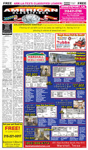american classifieds shreveport louisiana august 13 2015 by