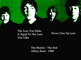 lyric quotes the beatles by planet fantastic on deviantart