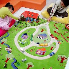 Playroom Rug Kids Interactive Rugs Roselawnlutheran