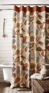 Adirondack Shower Curtain by Falling Leaves Shower Curtain Foter