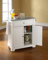 portable kitchen islands white u2014 decor trends the versatile