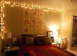 fairy lights in the bedroom fish net lights in the bedroom design