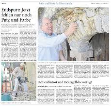 Allgemeine Zeitung Bad Kreuznach Maler Theis