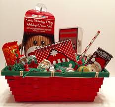 christmas gift baskets sock monkey gift basket