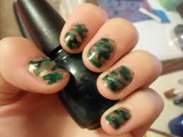 pink camouflage nail design choice image nail art designs
