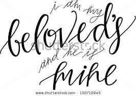 i am my beloved this is my beloved stock images royalty free images vectors