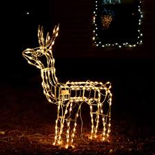 Outdoor Reindeer Christmas Decorations by The Best Christmas Light Displays In Atlanta Gac