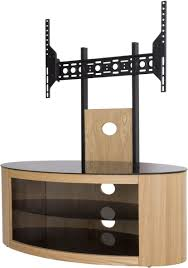 Wooden Tv Stands For Lcd Tvs Buckingham Oak Tv Stand For Up To 55 Inch Amazon Co Uk Electronics