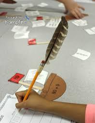 Thanksgiving Math Mayflower Math U0026 Pilgrim Parts Of Speech Around The Kampfire