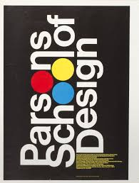 parsons school of design new school archives digital collections poster fliers parsons