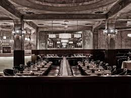 meatpacking district restaurant the monarch room brings luxurious