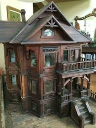 Free Miniature Dollhouse Plans Beginner by Front View Follow If You Like What You See Harmony0406