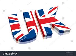 Beitish Flag 3d Uk Union Jack British Flag Stock Vector 389239171 Shutterstock
