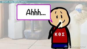 effects u0026 dangers of inhalant use video u0026 lesson transcript