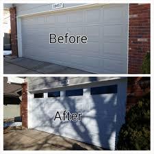 Installing Overhead Garage Door Door Garage Garage Doors Prices And Installation Roller Garage