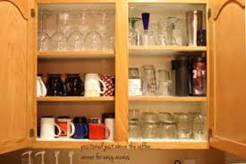 organize kitchen cabinets nice design 17 drawer and cabinet