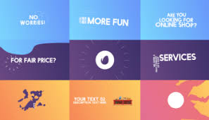 videohive dynamic kinetic typography pack free download free