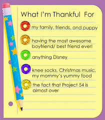 49 what i m thankful for project 54