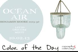 color of the day ocean air concepts and colorways