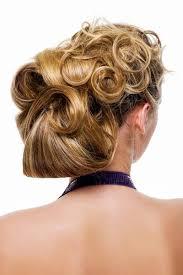 Hochsteckfrisurenen Locken Mittellange Haar by Romantische Hochsteckfrisur Mit Locken Hochsteckfrisuren Für