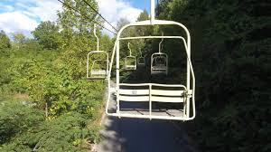 Chair Lift In Gatlinburg Tn Gatlinburg Tennessee Fun Mountain Abandon Youtube